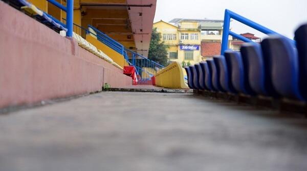 Sân vận động Hàng Đẫy - Giới thiệu, Sơ đồ khán đài, Sức chứa và Địa chỉ ở đâu