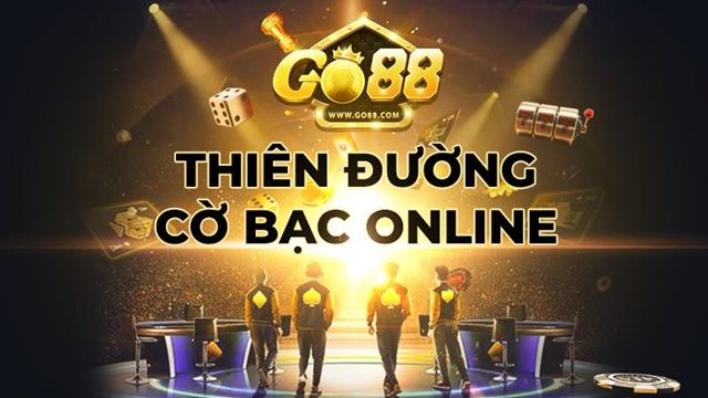 GO88 - Giới thiệu và link vào nhà cái GO88 không bị chặn