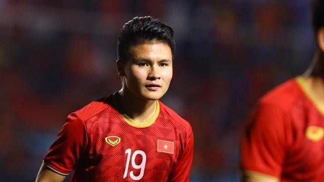 Nguyễn Quang Hải - Đội trưởng trẻ tài năng của U22 Việt Nam
