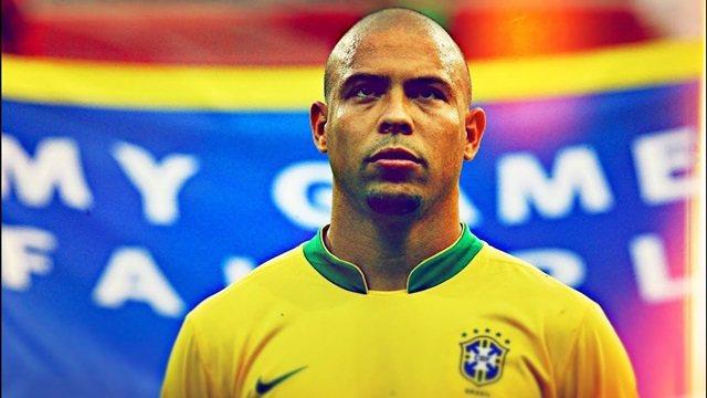 Ronaldo de Lima được mệnh danh là người ngoài hành tinh