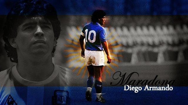 Diego Maradona - ông hoàng bóng đá Argenina và thế giới
