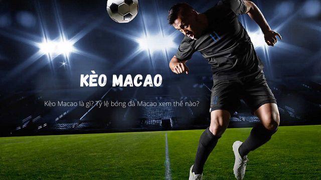 Giới thiệu Kèo Macao và xem tỷ lệ kèo nhà cái Macao trên SMS Bóng Đá