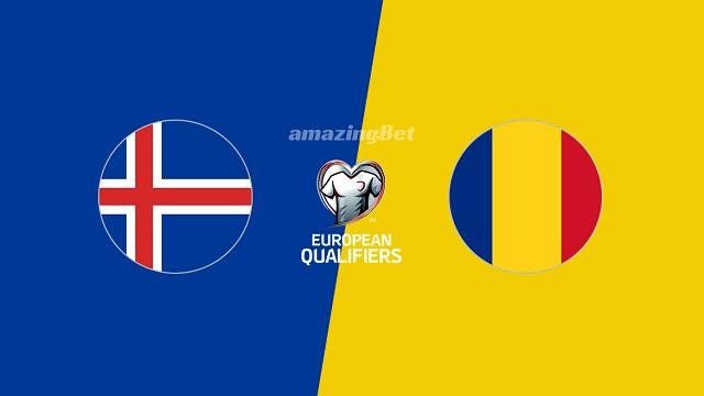 Iceland vs Romania, 01h45 - 09/10/2020 - UEFA EURO