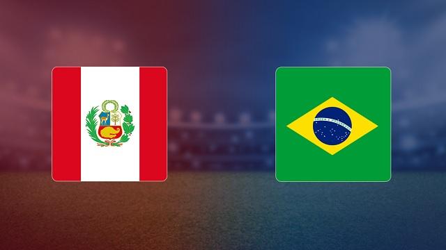 Peru vs Brazil, 07h00 - 14/10/2020 - Vòng Loại WC Khu Vực Nam Mỹ