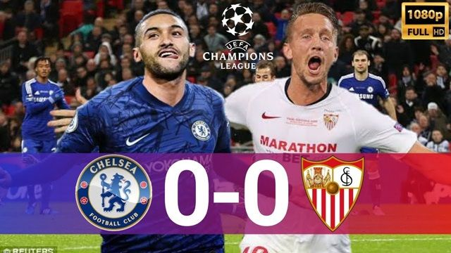 Video Highlight Chelsea - Sevilla