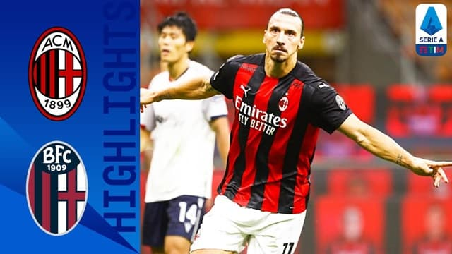 Video Highlight AC Milan - Fiorentina