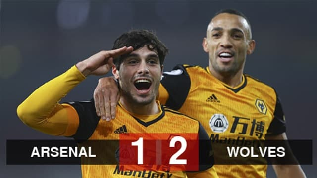 Video Highlight Arsenal - Wolverhampton