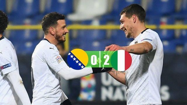 Video Higlight Bosnia - Italia