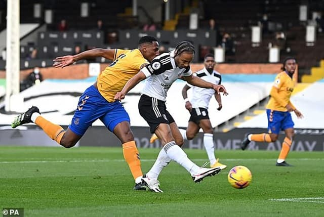 Fulham cho thấy nỗ lực nhưng là chưa đủ