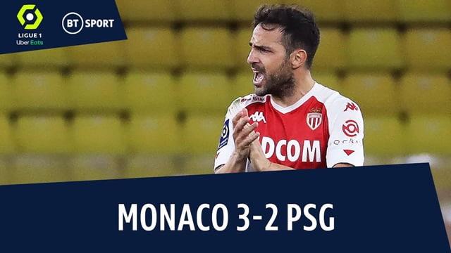 Video Highlight Monaco - PSG