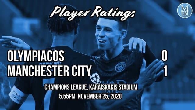Video Highlight Olympiacos - Man City