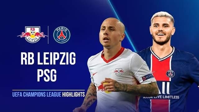 Video Highlight PSG - Leipzig