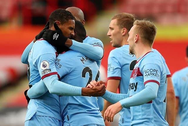 Haller mang lại chiến thắng sát nút của West Ham