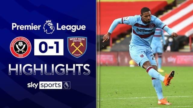 Video Highlight Sheffield United – West Ham,