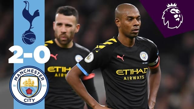 Video Highlight Tottenham - Man City