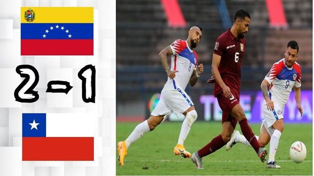 Video Highlight Venezuela - Chile