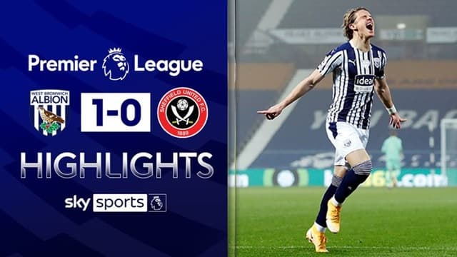 Video Highlight West Brom - Sheffield United