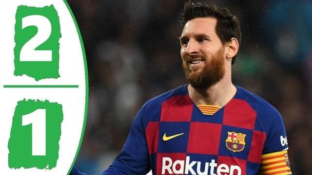 Video Highlight Barcelona - Real Sociedad