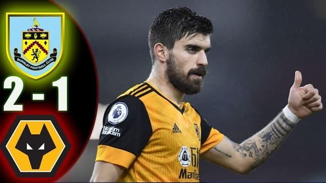 Video Highlight Burnley - Wolverhampton
