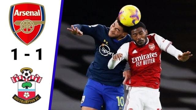 Video Highlight Arsenal - Southampton