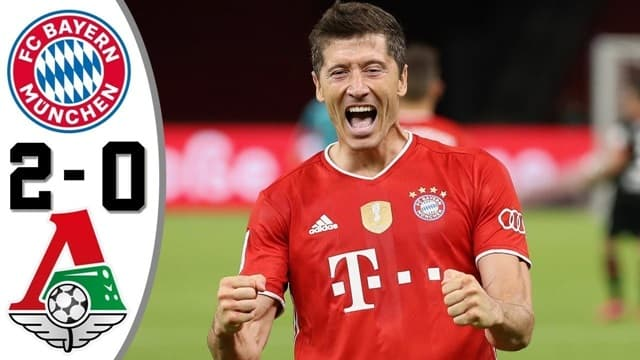 Video Highlight Bayern Munich - Lokomotiv Moscow