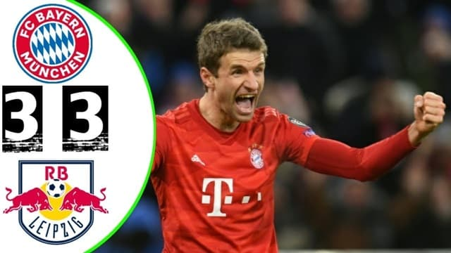 Video Highlight Bayern Munich - RB Leipzig