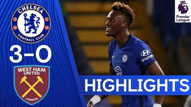 Video Highlight Chelsea - West Ham