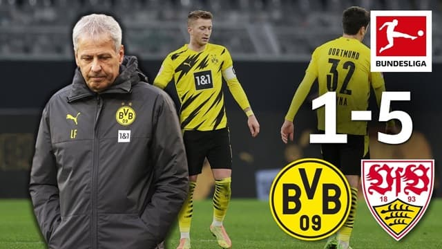 Video Highlight Dortmund - Stuttgart