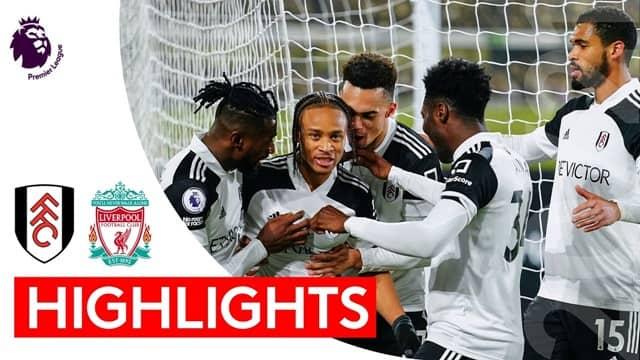Video Highlight Fulham - Liverpool