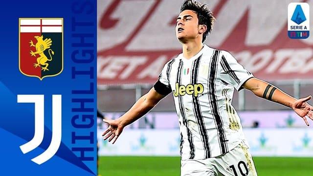 Video Highlight Genoa - Juventus