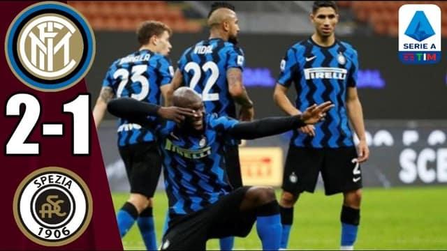 Video Highlight Inter Milan - Spezia