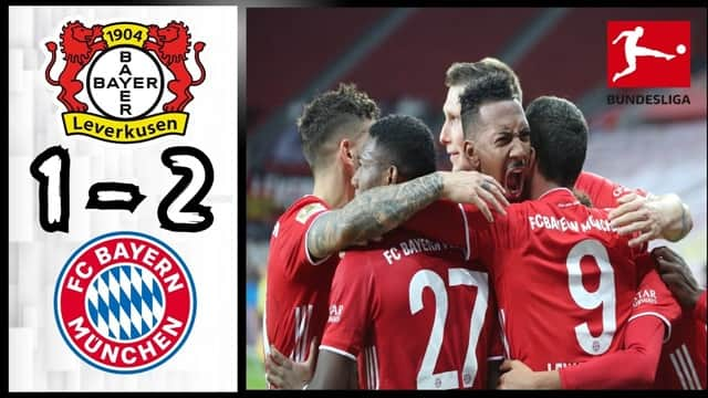Video Highlight Leverkusen - Bayern Munich