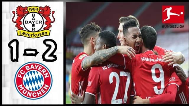 Video Highlight Leverkusen - Bayern Munich
