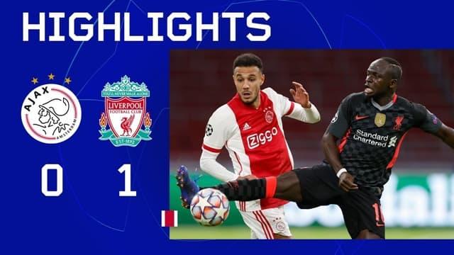 Video Highlight Liverpool - Ajax