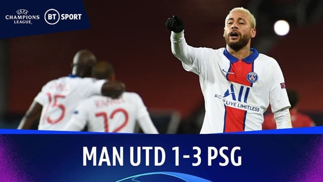 Video Highlight MU - PSG