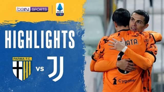 Video Highlight Parma - Juventus