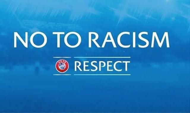 """Thông điệp Basaksehir gửi tới UEFA """"Nói không với phân biệt chủng tộc"""""""