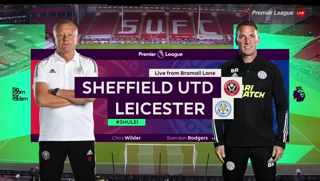 Video Highlight Sheffield United - Leicester