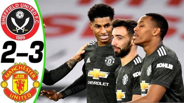 Video Highlight Sheffield United - MU