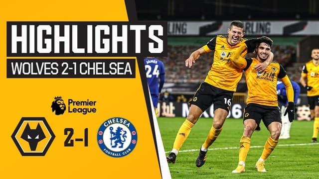 Video Highlight Wolves - Chelsea