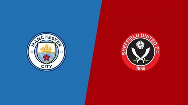 Manchester City vs Sheffield United, 22h00 - 30/01/2021 - NHA vòng 21