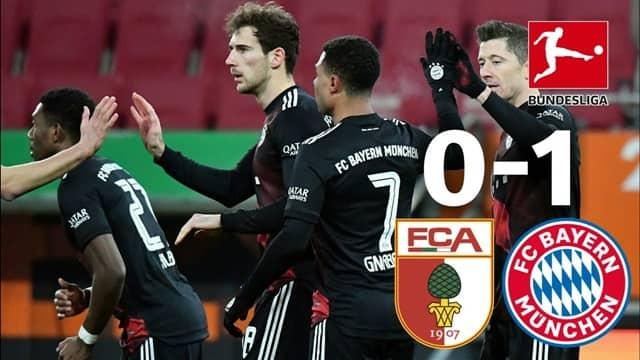 Video Highlight Augsburg - Bayern Munich