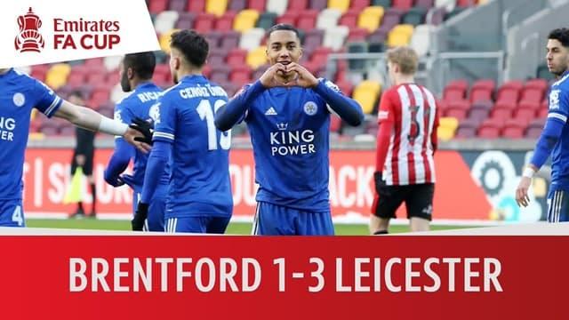 Video Highlight Brentford - Leicester City