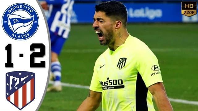 Video Highlight Alaves - Atletico Madrid