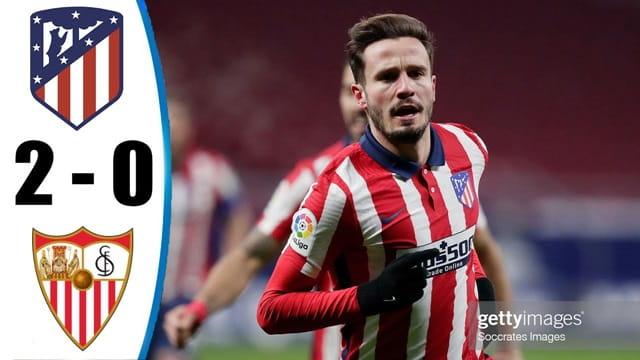 Video Highlight Atletico Madrid - Sevilla