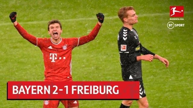 Video Highlight Bayern Munich - Freiburg