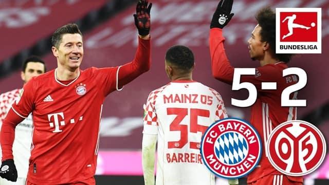 Video Highlight Bayern Munich - Mainz