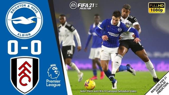 Video Highlight Brighton - Fulham