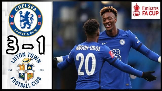 Video Highlight Chelsea - Luton Town