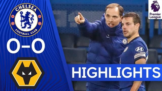 Video Highlight Chelsea - Wolves